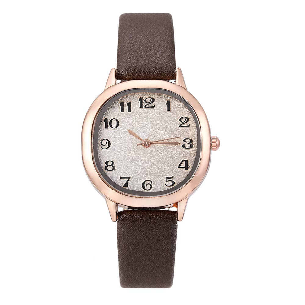 XBKPLO quartzq&q Quartz Watches for womensk Womens Watches Leather Band Luxury Quartz Women Quartz Stainless Steel Casual watchguess Watches Women quartzsimple Women
