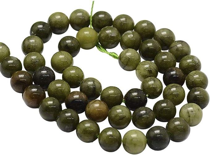 Dark Green Aventurine Faceted Hexagon Shape Beads 15x15mm 10 Inch Strand 12 Piece Each Strand Free Shipping