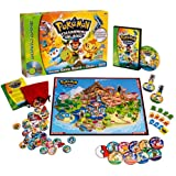Snap Tv Pokemon153;  Champion Island DVD Board Game