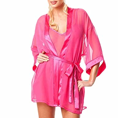 TWIFER Women Sexy Bathrobe 21381482c
