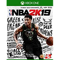 Deals on NBA 2k19 for Xbox One (Download Card) New