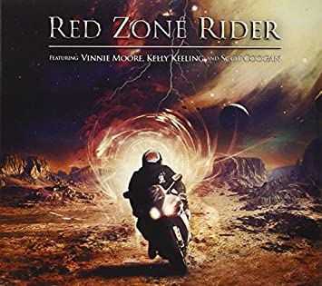 Red Zone Rider by Magna Carta