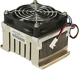 HP 348628-001 Heatsink with Fan for P4 CPU Proliant ML110 ML110 G2 NAS 500s