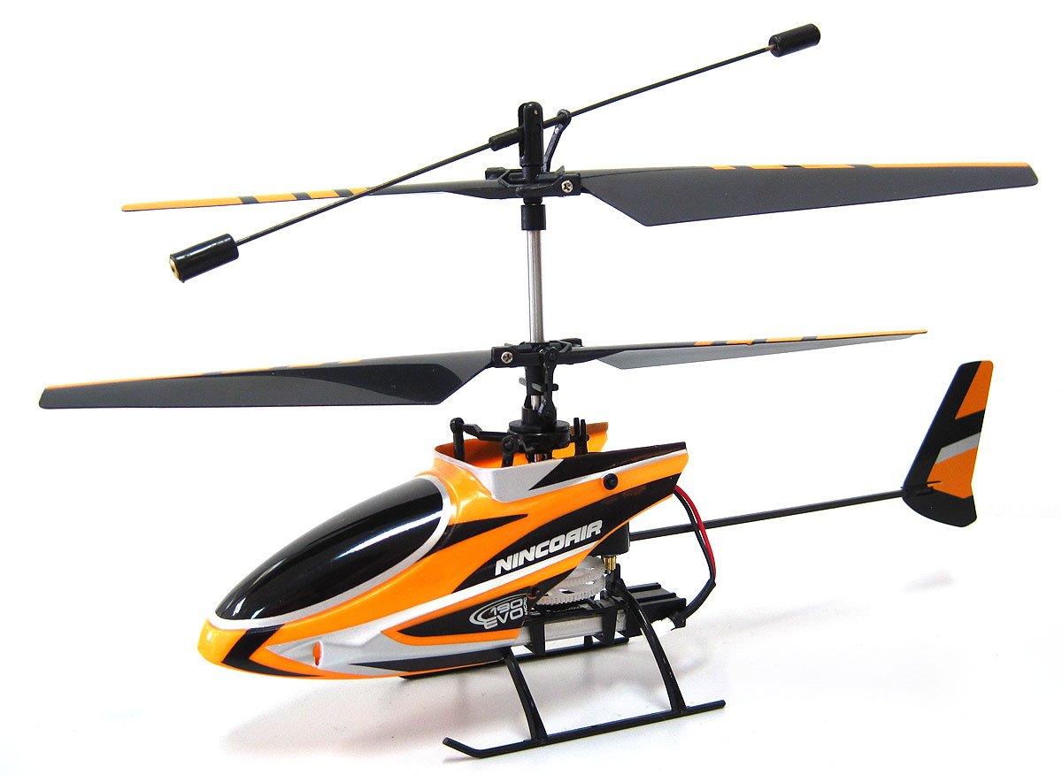 NincoAir Helicóptero 190 Evo 2,4G 4CH (NH90038)