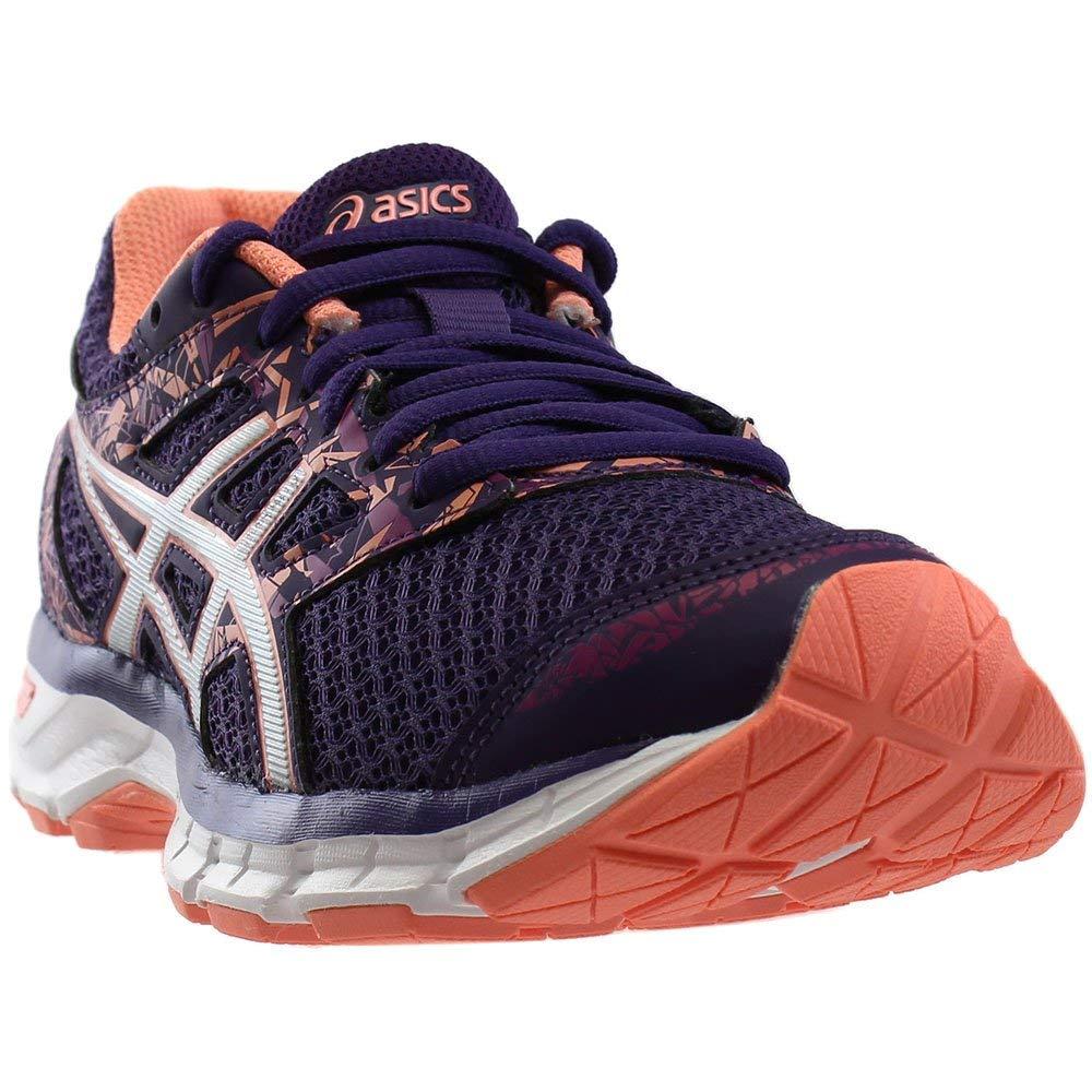 Grape-Silver-Begonia Pink ASICS Women's Gel-Excite 4 Running shoes