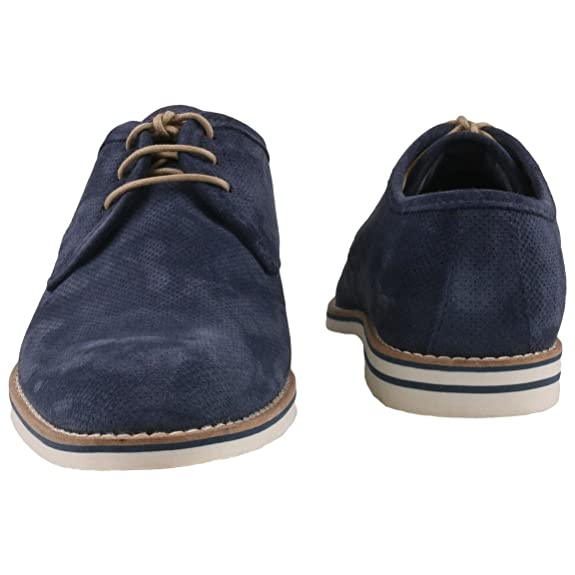 d51f4c7464cb2 Mustang Sneakers 4897501 Bleu  Amazon.fr  Chaussures et Sacs
