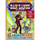 Dan Zanes & Friends - All Around the Kitchen! Crazy Videos & Concert Songs!