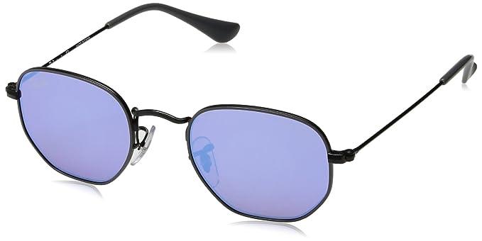 d8566e11ed RAYBAN JUNIOR Kids Hexagonal 261 7V 44 Sunglasses