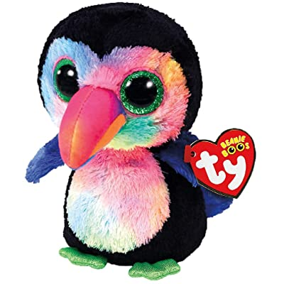 Ty Beanie Boos Beaks - Toucan Bird med: Toys & Games
