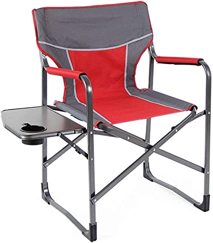 SP Folding Camping Chair Fishing Seat Lightweight Portable Foldable Fishing Picnic Beach Festival Camping Travel Chair with Cup Holder