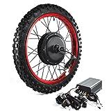Amazon com : 2019 Newest 19inch 5000W Rear wheel Electric