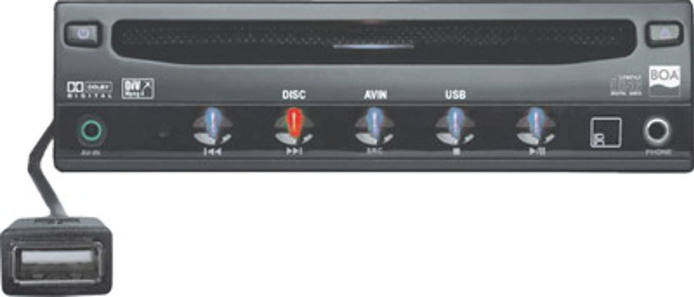 Dietz 85700BL Auto DVD-Player mit USB-Anschluß: Amazon.de: Elektronik