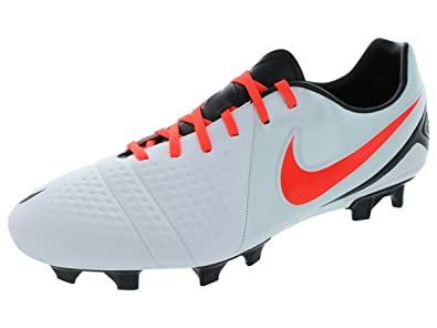 Nike CTR360 Trequartista III AG Soccer Shoes White Total Crimson Black  3129725
