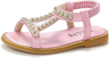 Lurryly Baby Girls Summer Kids Sandals
