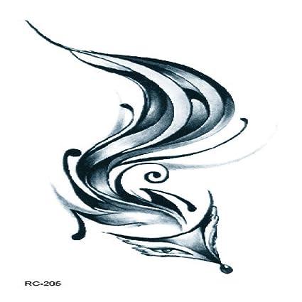 de tatuaje a prueba de agua tridimensionales pegatinas de ...