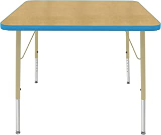 "product image for 36"" Square Table"