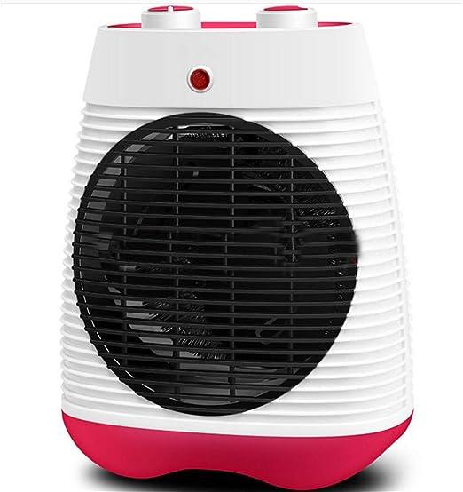 YSCCSY Calentador de Aire eléctrico 2000 W Mini Potente ...