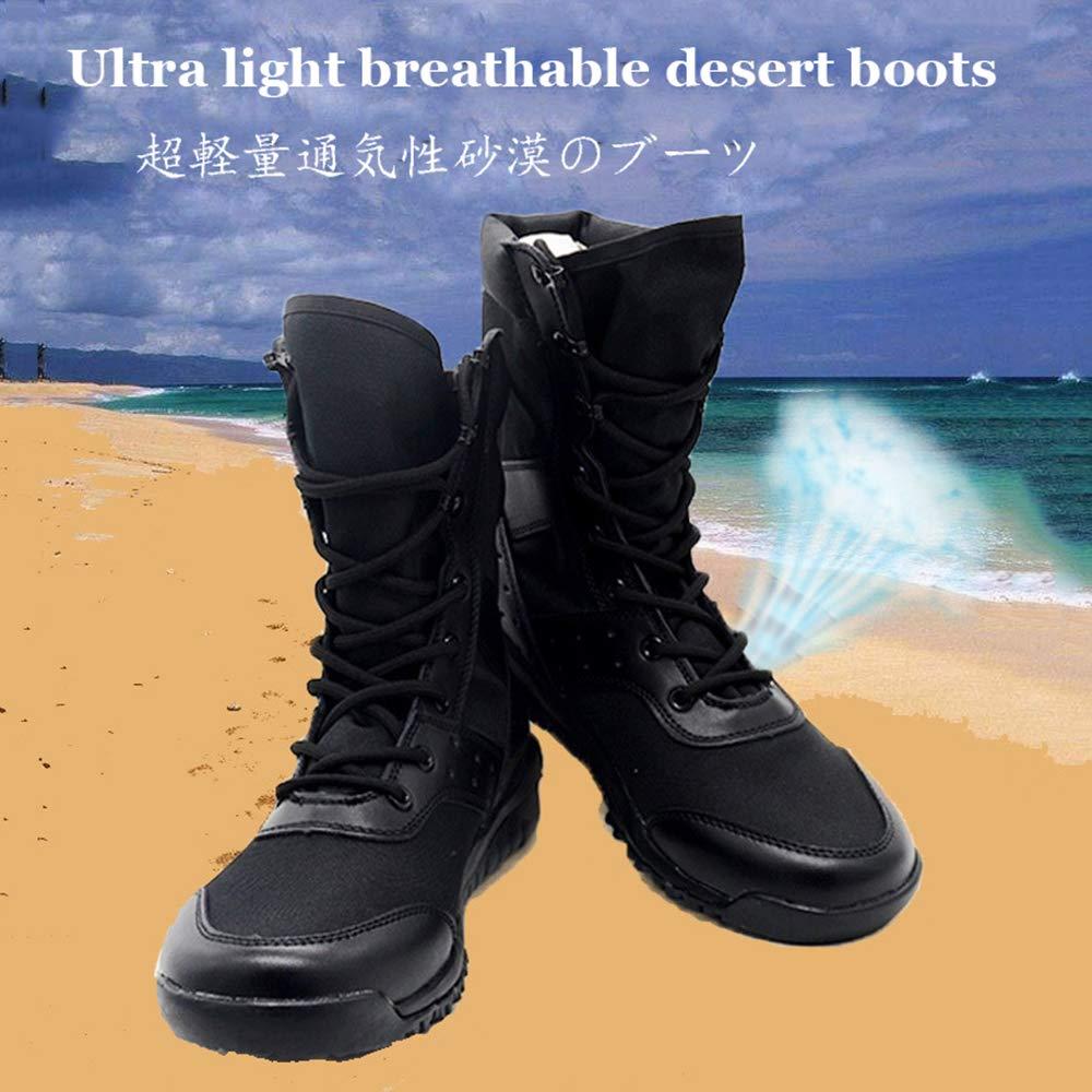 6bfb6d12775d7 Amazon.com: N.Y.L.A. Summer Men and Women Tactical Boots Super Light ...