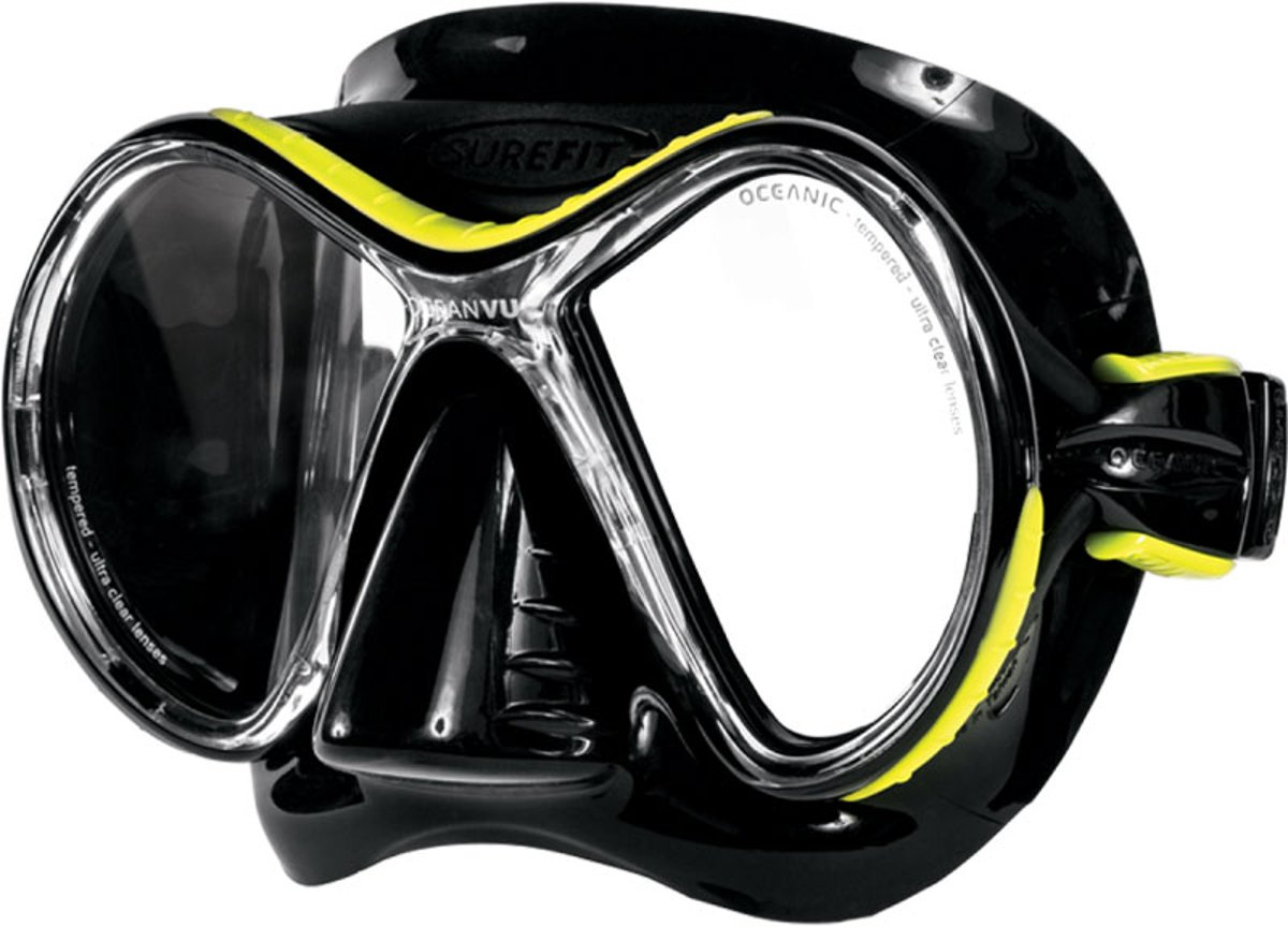 Oceanic OceanVu Mask