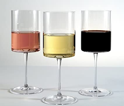 Opulent Wine Glass Set Of 4 Perfect For Drinking Red And White Wine