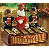 Mr. Christmas Bandstand Bears