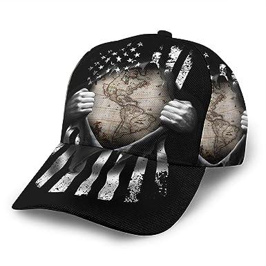Gorra de béisbol con diseño de Mapa de Puerto Rico, Gorras de ...