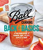 Can it, pickle it, and store it with confidence. From making your own sweet jams and preserving whole fruits, to the fundamentals of brining vegetables, Ball Back to Basics focuses on the building block techniques and classic recipes that eve...