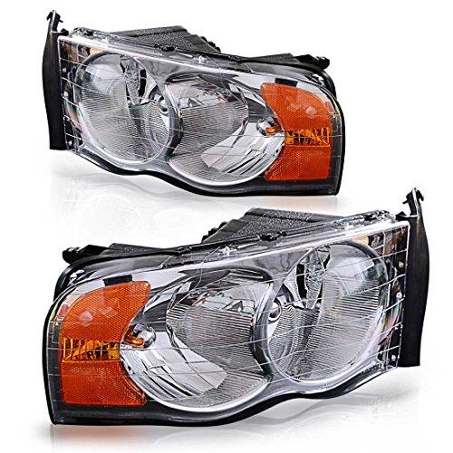 dodge 1500 headlight assembly - 4