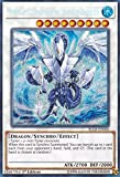 Trishula, Dragon of the Ice Barrier - BLLR-EN060 - Secret Rare - 1st Edition - Battles of Legend: Light's Revenge (1st Edition)