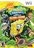 Toys : SpongeBob SquarePants featuring NickToons: Globs of Doom - Nintendo Wii