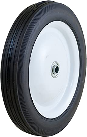 Tire size 10x2  10 in by 2 Replacement Rubber Scooter push Cart dolly