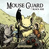 Mouse Guard - The Black Axe