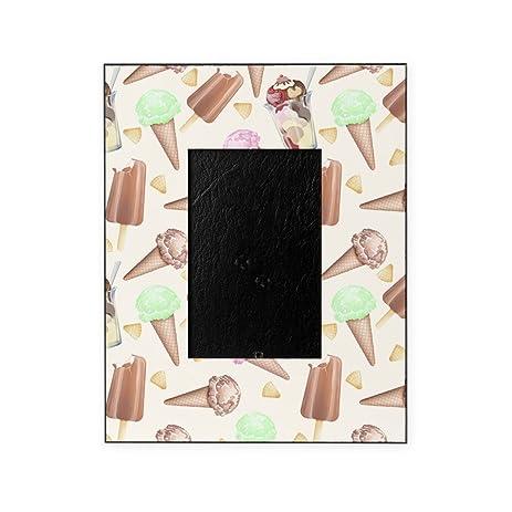 Amazon.com: CafePress - Ice Cream Scream - Decorative 8x10 Picture ...