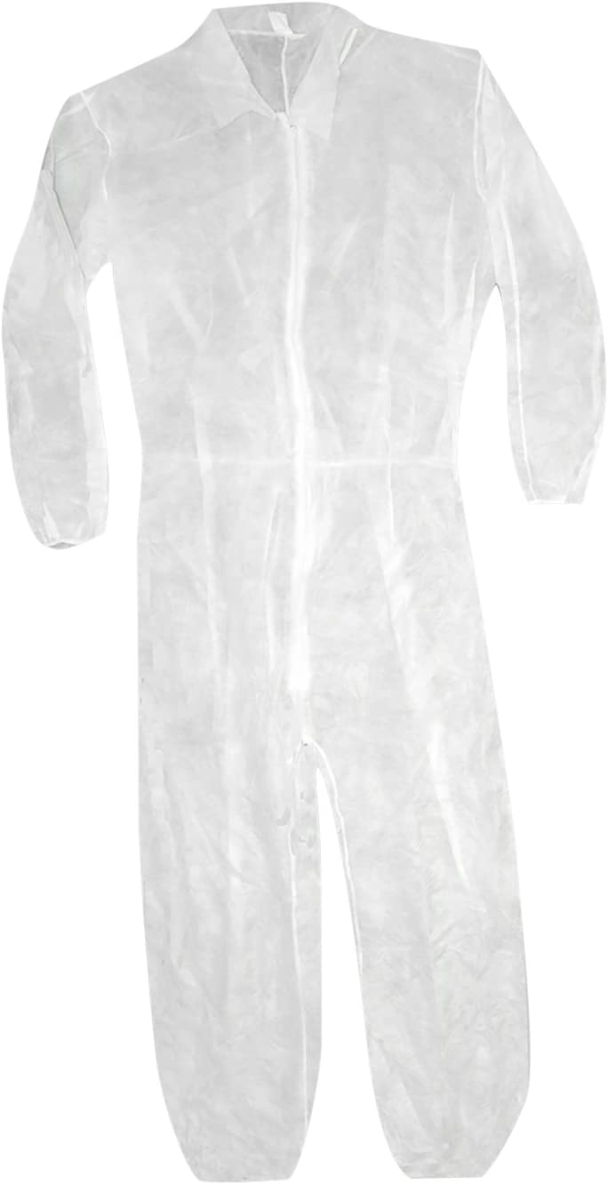 Large Trimaco 19903 SuperTuff Heavyweight Polypropylene Coverall