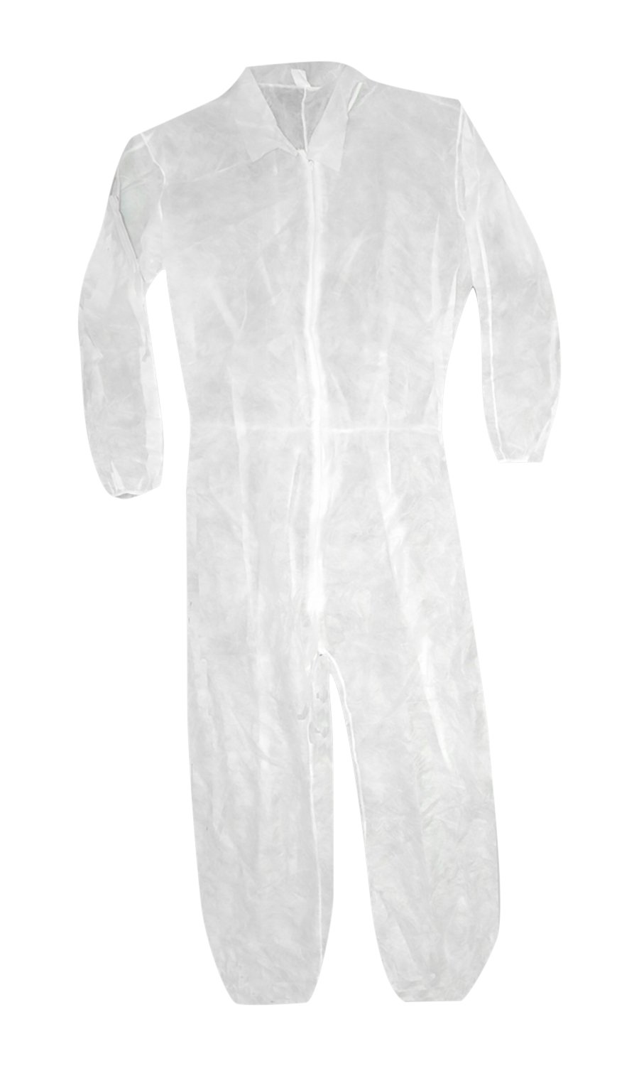 Trimaco Heavyweight Polypropylene Coveralls with Elastic Back, Wrists and Ankles