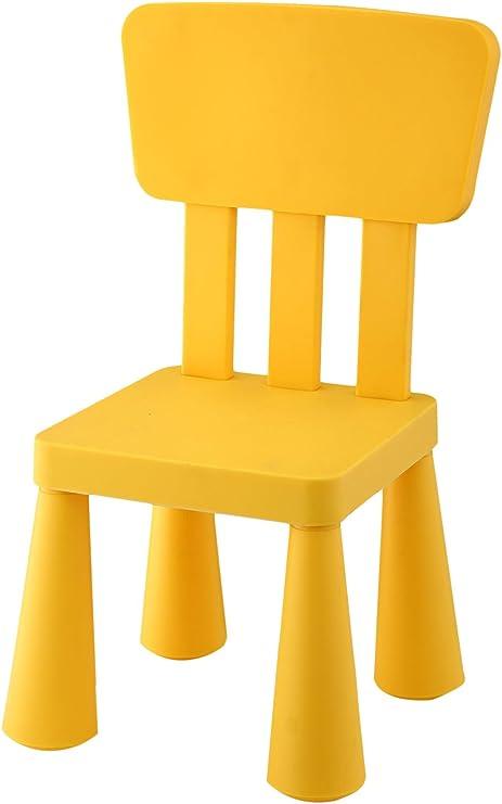 Aranaz Silla Infantil, Amarillo: Amazon.es: Juguetes y juegos