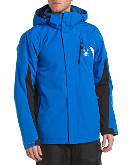3d08974892 Men s Ski Jacket Clearance! Spyder Men s Waterproof Protect Ski Jacket size  Large