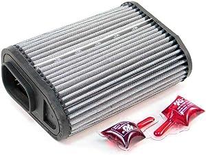K&N Engine Air Filter: High Performance, Premium, Powersport Air Filter: 1987-1997 HONDA (CBR1000F, CBR1000F Hurricane) HA-1087
