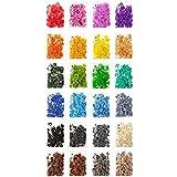 Upixel Sサイズ ピクセルチップセット 24色/60ピース(1440ピース) レゴ LEGO コンセプト ドット絵  マイクラ 脳トレ ゲーム オリジナル