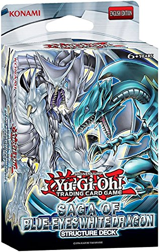 (Saga of Blue Eyes White Dragon Structure Deck)