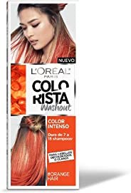 Tinte para cabello temporal color Naranja Colorista L'Oréal Paris