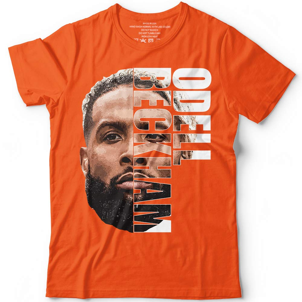 the latest b03ba 5d38f Amazon.com: Odell Football Jersey 13 Cleveland Cool OBJ ...