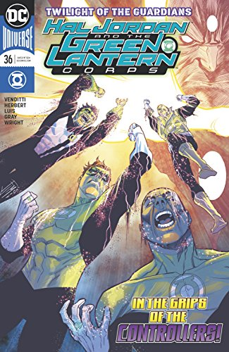 Hal Jordan and The Green Lantern Corps (2016-) #36 (Hal Jordan & The Green Lantern Corps (2016-))