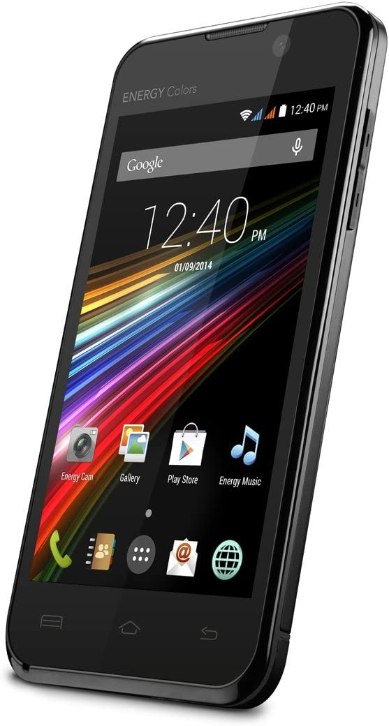 Energy Sistem Phone Colors - Smartphone libre de 4