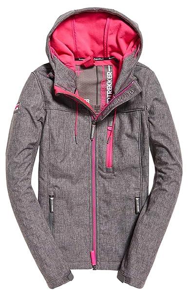 it Windtrekker Superdry Amazon Giacca Donna Hooded Abbigliamento ZXxw1qgP