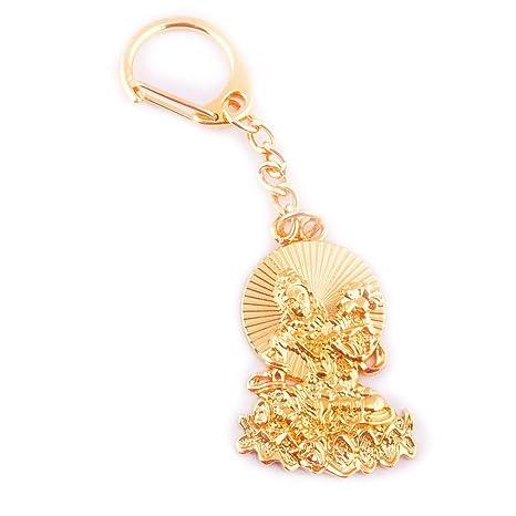 Amazon.com: Feng Shui Oro Verde Tara Llavero amuleto + Free ...