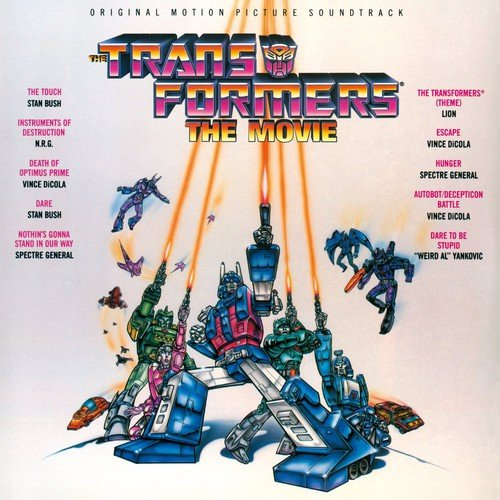 The Transformers: The Movie (Cherry Rockford)