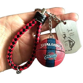 Llavero de la NBA Regalos creativos Baloncesto Coche ...