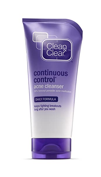 Image Unavailable. Image not available for. Color  Clean   Clear Continuous Control  Acne ... 955eaac5e36