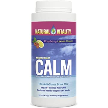 best Natural Vitality Natural Calm Diet Supplement reviews